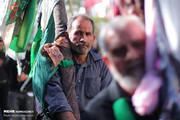 تصاویر | آغاز عزای حسین(ع) با چاوشیخوانی و «علمبندان»