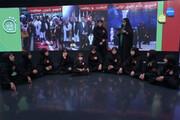 فیلم | آموزش اصطلاحات نینجوتسو توسط مربی «دختران نینجا» به مجری تلویزیون