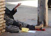 تهرانیها روزانه ۱.۵ میلیارد تومان به متکدیان کمک میکنند
