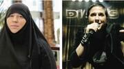 خواننده زن فرانسوی مسلمان شد/ از خوانندگی تا زیارت کعبه