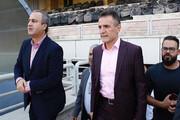 واکنش مدیرعامل پرسپولیس به سمت مهدویکیا در AFC