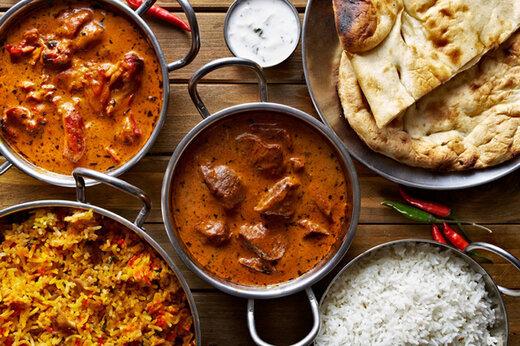 فیلم | غذاهای هندی را اینجوری بخورید