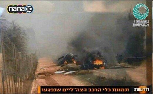فیلم   اسرائیل آدمک پلاستیکی را با هلیکوپتر نجات منتقل می کند؟