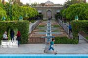 تصاویر | گشتی در نارنجستان قوام بزنید