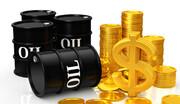 جان گرفتن طلا و زمین خوردن نفت طی جنگ تجاری