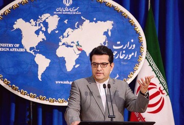 Spox dismisses Arab Quartet Committee's anti-Iran allegations