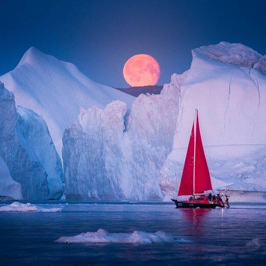 زیبایی های رو به زوال گرینلند