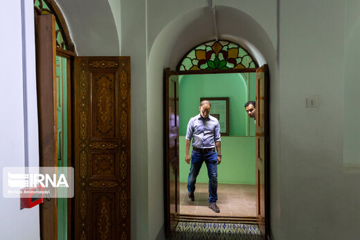 بنای نارنجستان قوام در شیراز