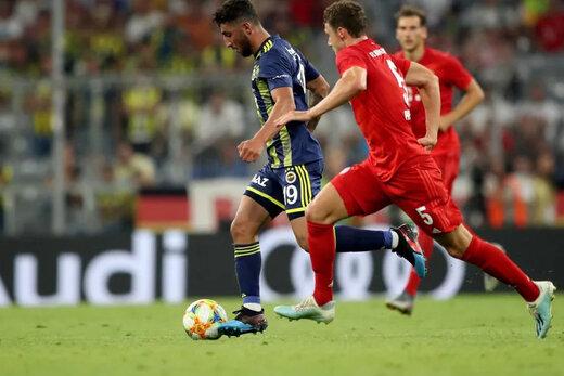 درخشش یک استقلالی در جام حذفی ترکیه