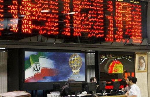 معامله ۴ میلیارد و ۴۷۰ میلیون سهم در بورس تهران