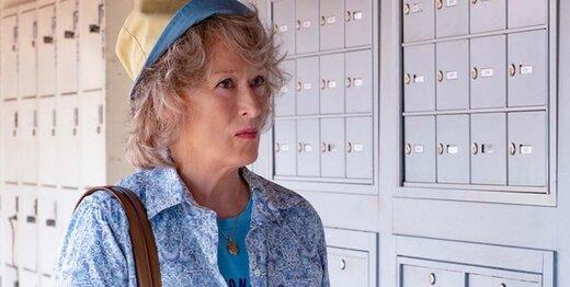 نظر جنجالی شارون استون در مورد مریل استریپ