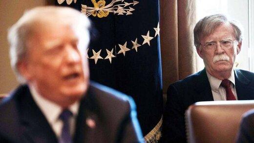 ترامب يقيل بولتون لأجل عيون إيران ؟