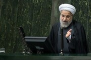 Rouhani reaffirms strategy of resistance to US maximum pressure