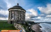 تصاویر | جاذبه خاص توریستی یک معبد در ایرلند