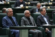 Iran MPs endorse Rouhani's candidates for 2 ministries