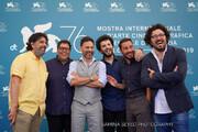 فیلم | تشویق ممتد تماشاگران جشنواره ونیز برای فیلم «متری شیش و نیم»