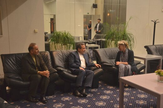 Iran deputy FM in Slovenia to attend int'l confab