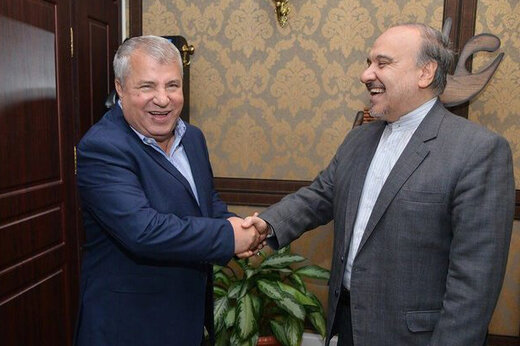 ملاقات پروین و سلطانیفر شنبه در وزارت ورزش