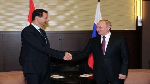 روس ها در ازای جنگ چه چیز را از سوریه به غنیمت بردند؟/ فایننشال تایمز افشا کرد
