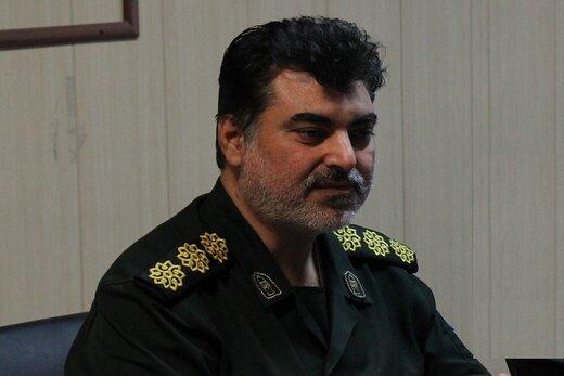 اظهارات یک سردار سپاه درباره موضع این نهاد نظامی نسبت به انتخابات مجلس