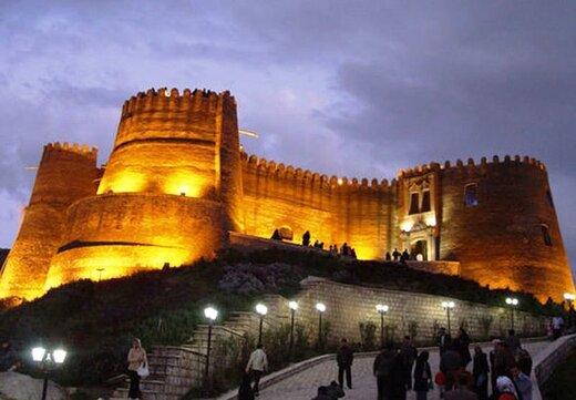 مرمت بیش از ۳۰ بنای تاریخی فرهنگی لرستان / آزادسازی کامل عرصه قلعه فلک الافلاک