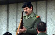 وقتی نزدیک بود صدام اسیر ایرانیها شود