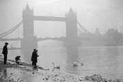 تصاویر | زمانی که دود و مه غلیط ۱۲ هزار نفر را در لندن کشت!