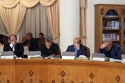 تصاویر | عزاداری امام حسین(ع) در جلسه هیات دولت