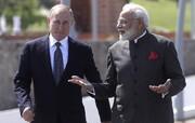 پوتین و مودی بر تداوم همکاریهای اقتصادی با ایران تاکید کردند