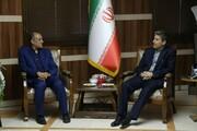 رایزنی برای توسعه همکاریهای اقتصادی و تجاری عمان و آذربایجانغربی