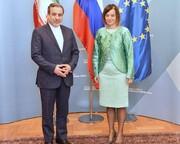عراقجي يجري مباحثات مع وزيرة خارجية سلوفينيا