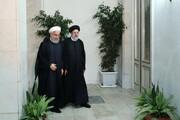 ماجرای یک خبرسازی درباره اختلاف بین روحانی و رئیسی در جلسه شورایعالی هماهنگی اقتصادی