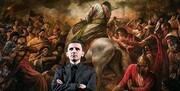 انتساب اثر نقاش ایرانی به یک جوان مسیحی!