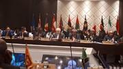 ظريف : امن المنطقة لا يمكن شراؤه من الخارج