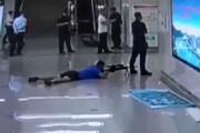 فیلم | مهارت باورنکردنی تک تیرانداز پلیس در چین