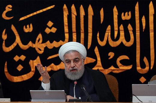 کنایه روحانی به آنها که ایران را متهم به نقش داشتن در حمله به آرامکو میکنند