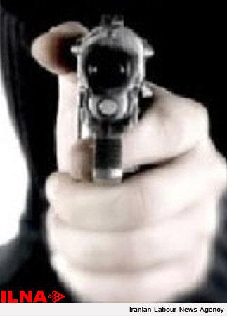 خانواده عروس با شلیک گلوله از تازه دامادشان زهرچشم گرفتند