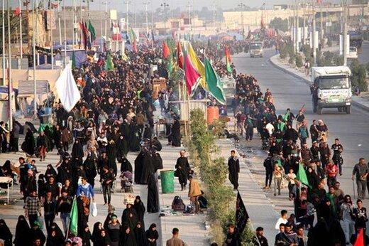 حضور در راهپیمایی اربعین در عراق برای مشمولان غیرغائب مجاز است
