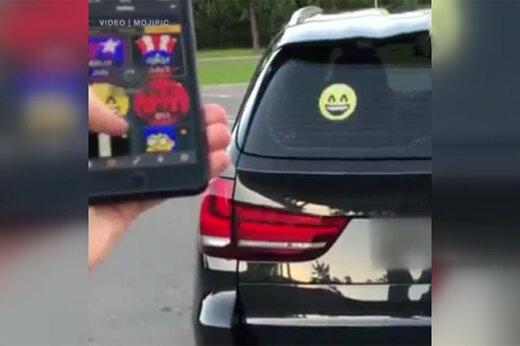 فیلم | احساس خود هنگام رانندگی را به رانندگان دیگر نشان دهید!