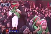 فیلم | همایش شیرخوارگان حسینی از کربلای معلی تا ورزشگاه آزادی