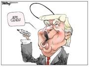 استعداد جدید ترامپ کشف شد!