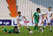 امیدها با بازوبند مشکی به میدان میروند/ درخواست ایران از کنفدراسیون فوتبال آسیا برای یک دقیقه سکوت