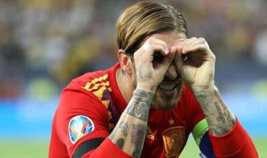 رکورد جدید سرخیو راموس در تاریخ فوتبال اسپانیا