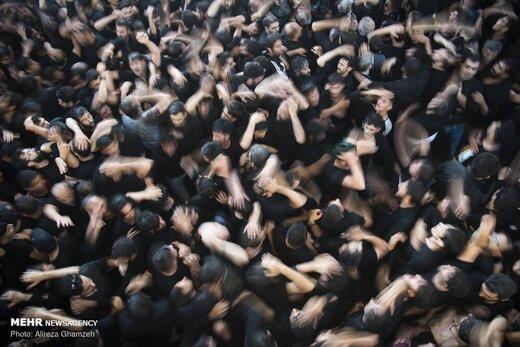 آیین سنتی «یا عباس یا عباس» در شاهرود