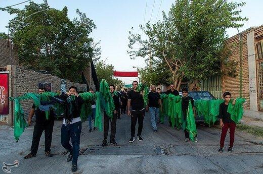 مراسم علم برداری دهه اول ماه محرم در شهرستان مهریز با شماره ۱۸۱۰ در فهرست آثار ملی ایران به ثبت رسیده است