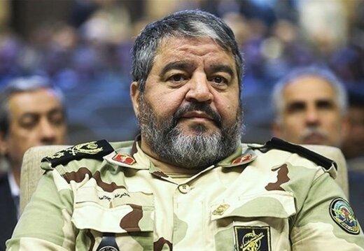 پیام رییس سازمان پدافند غیرعامل کشور به مناسبت هفته دفاع مقدس