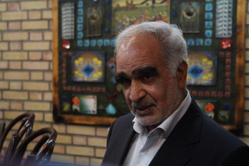 محمد سلامتی: اقدامات سپاه در عراق، لبنان و سوریه را قبول دارم
