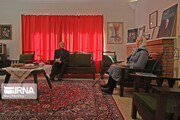 تصاویر | خانه جنجالی جلال آل احمد و سیمین که سرانجام موزه شد