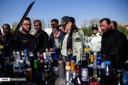 تصاویر | کشف انواع مخدر در جاسازهای عجیب و غریب در طرح ظفر تهران