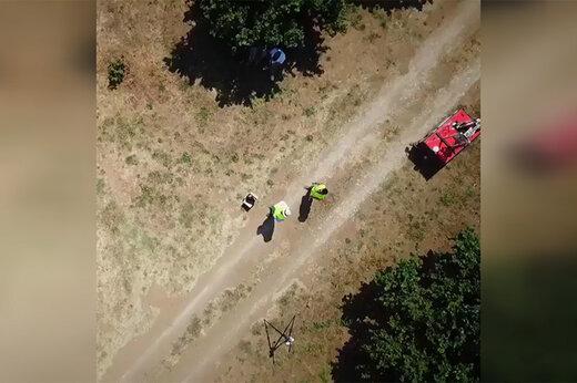 فیلم | رباتهای کشاورز!